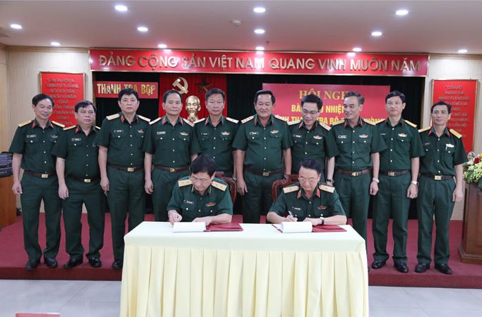 Phó Tư lệnh Quân khu 3 giữ chức Chánh Thanh tra Bộ Quốc phòng