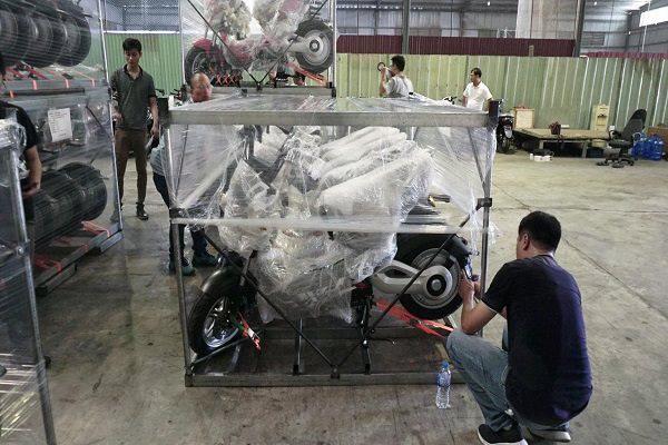 Xe máy điện thương hiệu Việt, tham vọng vươn ra toàn cầu