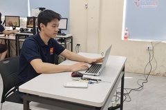 Phu Tho student wins gold medal at international physics competition