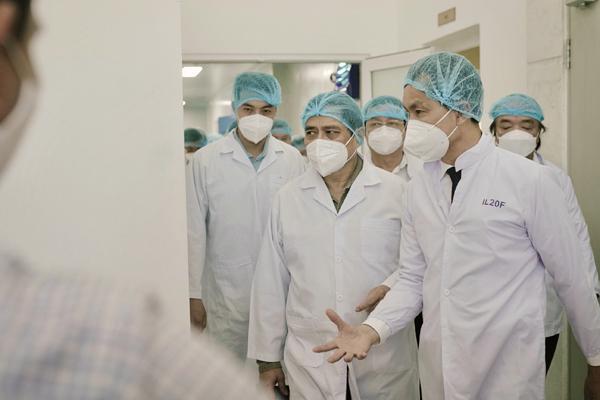 Vắc xin Nanocovax: Coi trọng hàng đầu sự an toàn, tính hiệu quả
