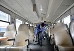 Đường sắt chạy tàu chuyên biệt đưa người từ các tỉnh phía Nam về quê