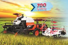 VietinBank tung gói ưu đãi 700 tỷ đồng tài trợ ngành máy móc thiết bị nông nghiệp