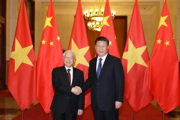 Ban Chấp hành Trung ương gửi điện mừng 100 năm ngày thành lập Đảng Cộng sản Trung Quốc