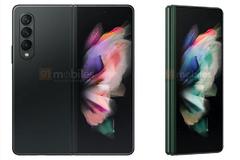 Siêu phẩm Galaxy Z Fold 3 đã lộ diện, giá lên tới 37 triệu đồng