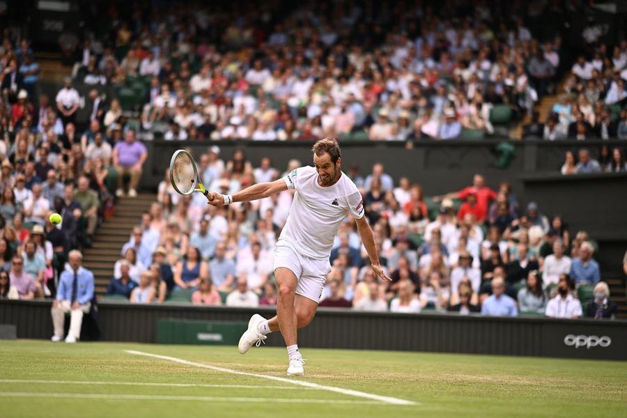 'Thổi bay' Gasquet, Federer vào vòng 3 Wimbledon 2021