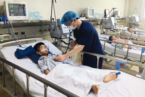 Hàng chục trẻ nhập viện do viêm não Nhật Bản, 70% bị di chứng nặng nề