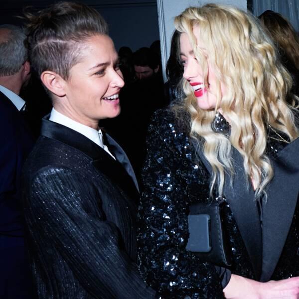 Diễn viên lưỡng tính Amber Heard bí mật sinh con đầu lòng