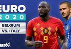 Xem trực tiếp Bỉ vs Ý ở đâu, kênh nào?