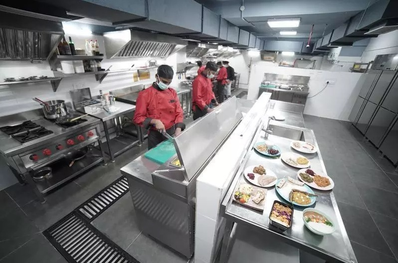 Home-sharing, shared-kitchens boom during pandemic