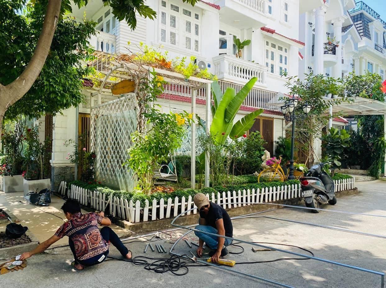 Cuộc sống sang chảnh bên chồng đại gia của Vy Oanh