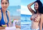 Hoa hậu Hà Kiều Anh từng tiết lộ diva Hồng Nhung một thời yêu cậu ruột mình