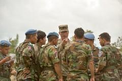 Mỹ đình chỉ chương trình đào tạo quân nhân Campuchia