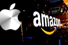 """Tây Ban Nha """"sờ gáy"""" Apple và Amazon"""