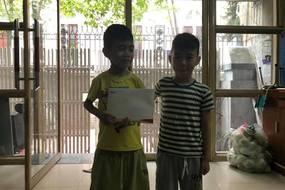 Em Nguyễn Nhật Trường bị suy thận được ủng hộ hơn 40 triệu đồng