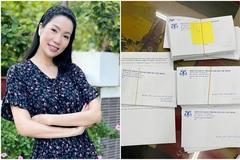 Trịnh Kim Chi quyên góp 178 triệu đồng giúp nhân viên hậu đài