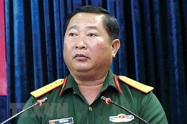 Major General dismissed from post as Deputy Commander of Military Zone 9