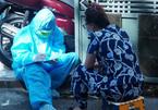 Nhân viên y tế TP.HCM giả làm người đi mua thịt để truy vết F0