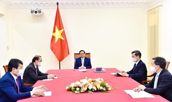 Vietnam, Cuba discuss possible COVID-19 vaccine production co-operation