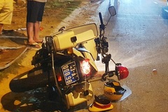 Né trạm thu phí, tài xế tông CSGT Đà Nẵng bị thương