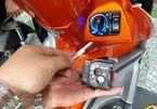 Loạt thiết bị chống trộm cho xe máy, ưu và nhược điểm