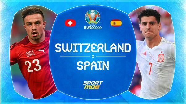 Trực tiếp Tây Ban Nha vs Thụy Sĩ: 'Bò tót' giải mã hiện tượng
