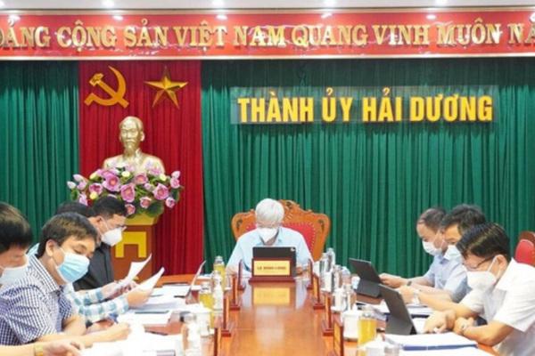 Để xảy ra gian lận bầu cử, Chủ tịch phường ở Hải Dương bị cách chức