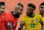 Trực tiếp Brazil vs Chile: Khó cản Selecao