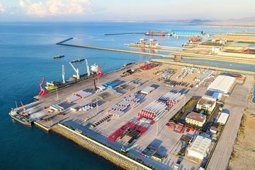 Cảng Quốc tế Vĩnh Tân: Đầu tư kinh doanh đi đôi với bảo vệ môi trường bền vững