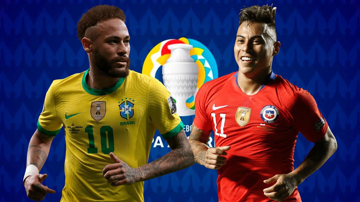 Kèo Brazil vs Chile: Rực lửa Rio de Janeiro