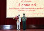 Đại tá Nguyễn Văn Thắng làm Phó Giám đốc Công an Hậu Giang