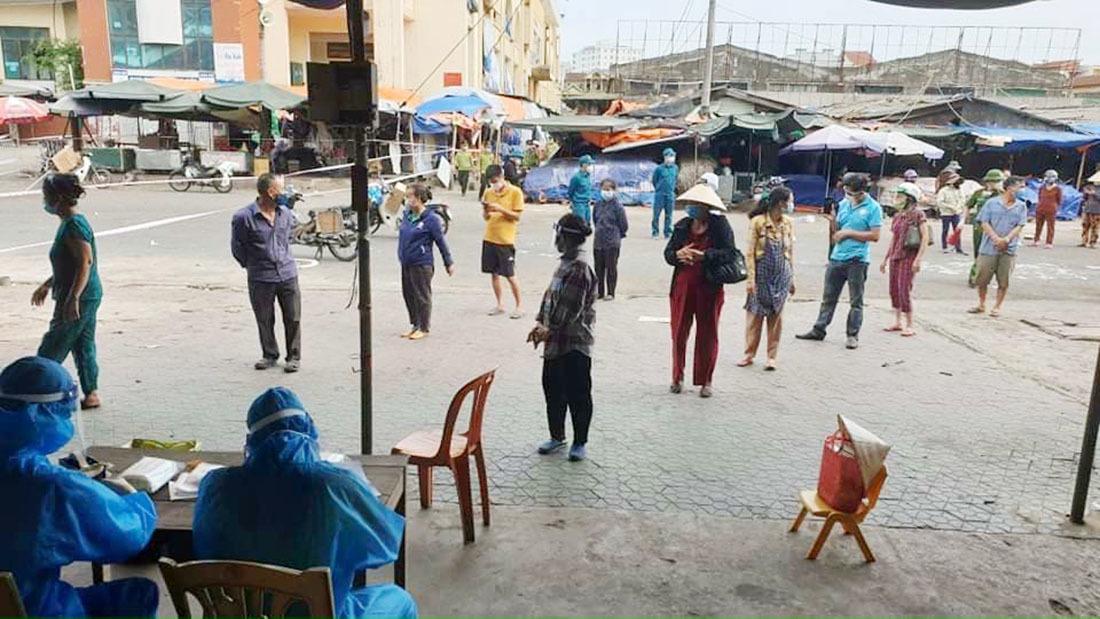 Thêm 6 ca dương tính nCoV, Nghệ An có 115 người nhiễm bệnh