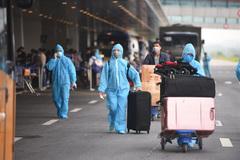 Những người thuộc diện được cách ly 7 ngày tại Quảng Ninh