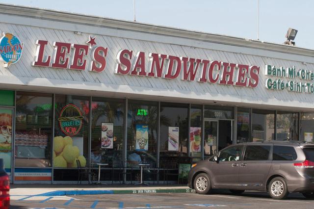 'Vua bánh mì Việt ở Mỹ'nói rõ về nhầm lẫn ảnh hưởng thương hiệu Lee's Sandwiches