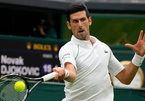 Djokovic lấy vé bán kết Wimbledon dễ như đi dạo