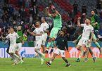 Xác định cặp đấu đầu tiên ở vòng bán kết EURO 2020