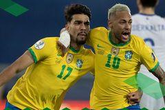Video bóng đá Brazil 1-0 Chile: Người hùng siêu dự bị