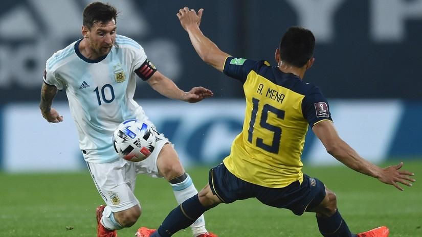 Trực tiếp Argentina vs Ecuador: Khi cần Messi có