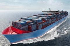 Hàng loạt cú sốc liên tiếp, vận tải biển quốc tế lao đao