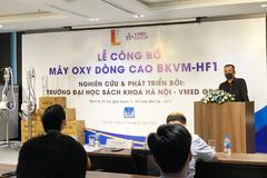 Petrosetco tài trợ 1,5 tỷ đồng cho dự án máy oxy dòng cao BKVM-HF1