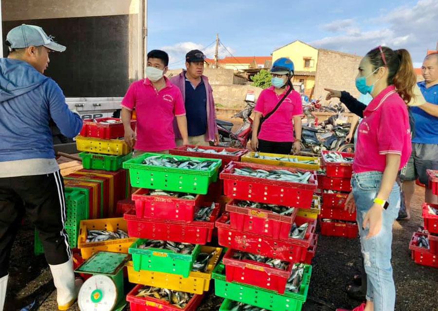 TP.HCM thành lập Trung tâm tiếp nhận và cấp phát nhu yếu phẩm cho người dân