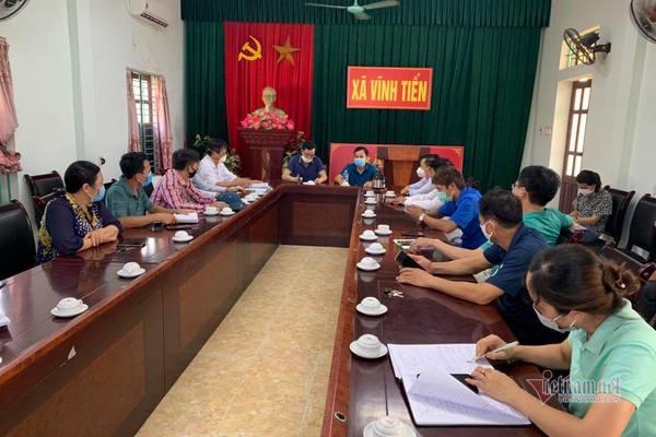 Hải Phòng thêm 2 ca nhiễm Covid-19 tại huyện Vĩnh Bảo