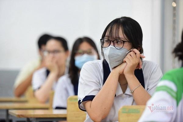 5 thủ khoa thi tốt nghiệp ở Đà Nẵng, cao nhất đạt 29,6 điểm