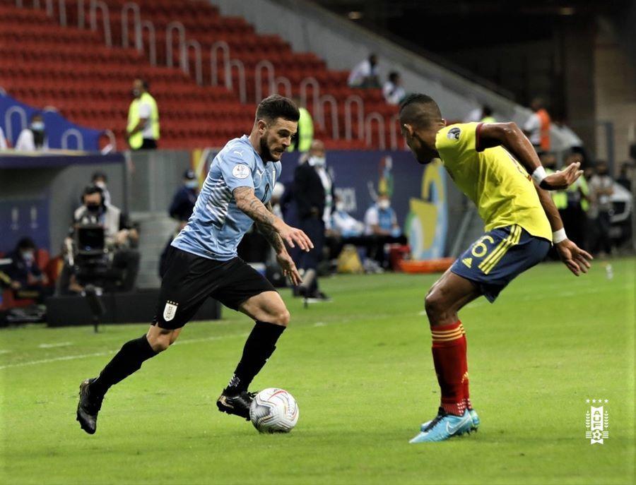 Thua luân lưu Colombia, Uruguay hụt vé bán kết Copa America