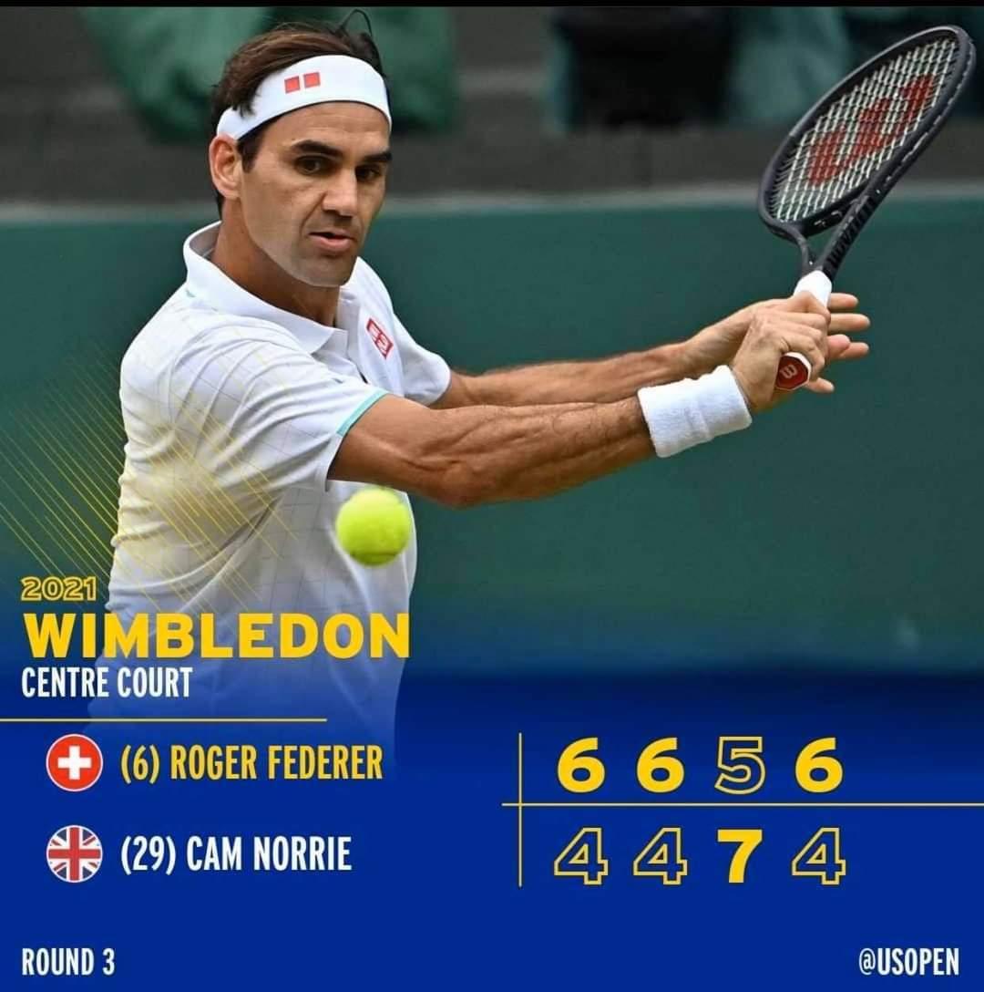 Djokovic gọi, Federer lập tức trả lời