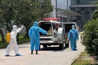 Một phụ nữ ở TT-Huế dương tính với SARS-CoV-2