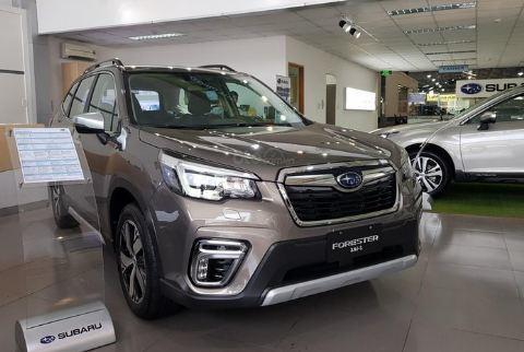 gia-xe-Subaru-Forester-duy-tri-muc-giam-60-160-trieu-dong