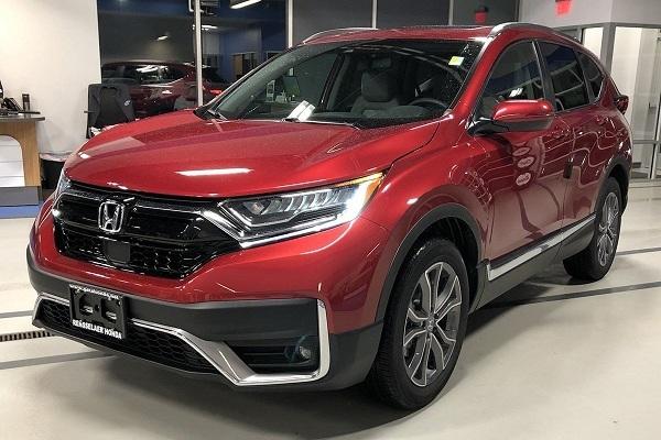 gia-xe-Honda-CR-V-uu-dai-hon-200-trieu-dong-dau-thang-7-2021