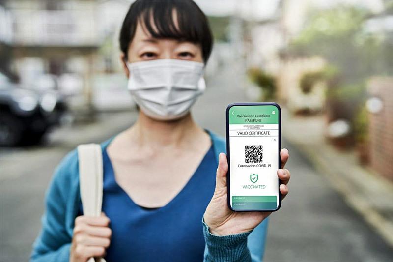 Nhật công bố kế hoạch dùng hộ chiếu vắc xin Covid-19