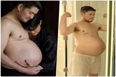 Cuộc sống bình lặng của người đàn ông mang bầu đầu tiên trên thế giới
