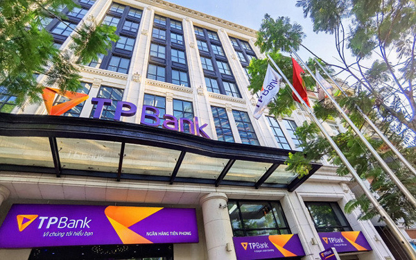 Lợi nhuận của TPBank tăng gần 48% trong nửa đầu năm 2021